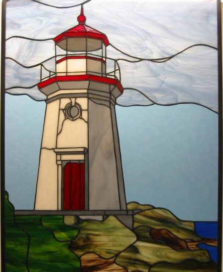 Le Phare (Cheboygan Range Lights 907.00$)